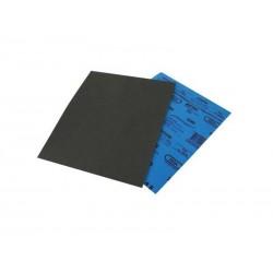 Lija Al Agua Respaldo Azul Grano 500 Oxido de Aluminio