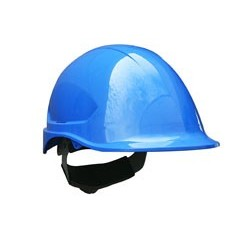 Casco steelpro ABS MTA azul