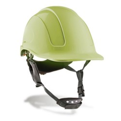 Casco Steelpro Mountain ABS Fotoluminiscente