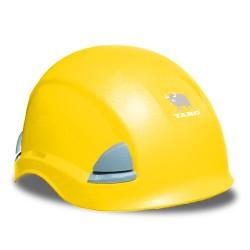 Casco Yako Steelpro - Amarillo