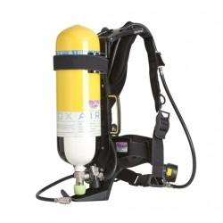 Equipo de Intervención Airbox Modelo X-PRO + Botella de fibra 300 BARS
